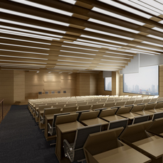 Conference 106 3D Model