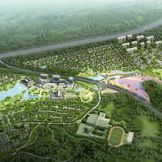 City Planning 068 3D Model