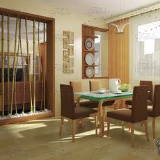 Living room 36 3D Model