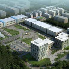 Office buildings 033 3D Model