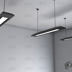 Hanging Light 01 3D Model
