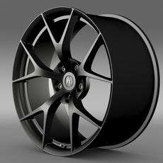 Acura NSX rim  2015 3D Model