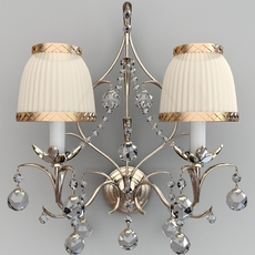 Classical sconce 3D Model