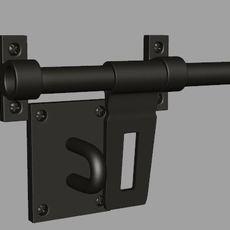 Doorlock 3D Model