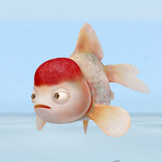 Golden Fish Rig for Maya 1.0.0