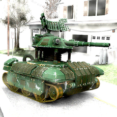 Drone Tank for 3dsmax 1.0.1