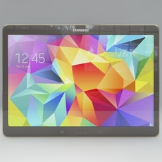 Samsung galaxy tab s 10.5 3D Model