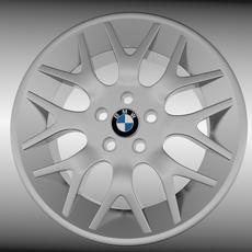BMW rim 3 3D Model