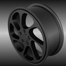 Generic rim 3D Model
