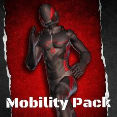 Mobility Game Animation Pack for Maya