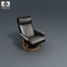 Orion Chair 3D Model