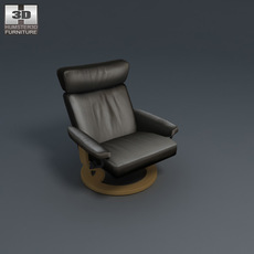 Taurus Chair 3D Model
