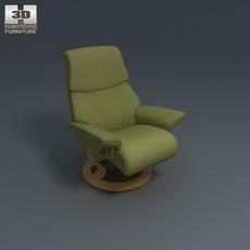 Vision Armchair 3D Model