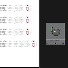 Maya custom tools - Therenderblog for Maya 1.2.1 (maya script)