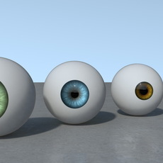 Eye - Procedural shader for Maya 1.3.0