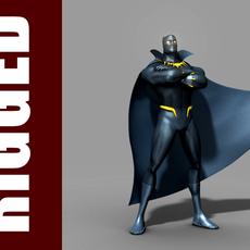 Black Panther (Rig) for Maya 1.0.1
