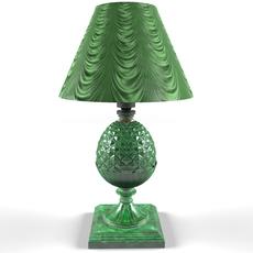 malachite lamp table 3D Model
