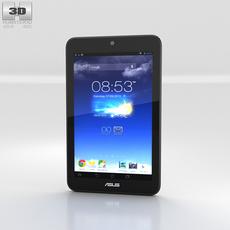Asus MeMO Pad HD 7 White 3D Model