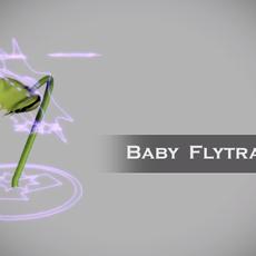Baby Venus Flytrap for Maya 0.1.1
