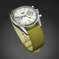 Tag Heuer Carrera 1963 3D Model