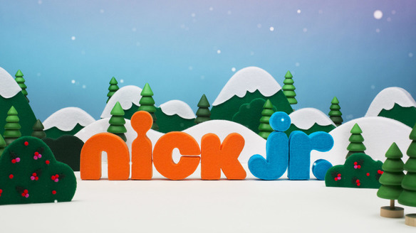 Nick Jr. Team Up With Houses in Motion For A 'Warm + Fuzzy' Stop-Motion Package
