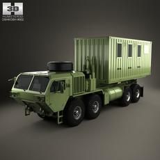 Oshkosh M1120A4 Load Handling System 2011 3D Model