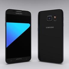 Samsung Galaxy S7 White 3D Model