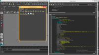 Creating a Window with Favorite Shortcuts for Maya 0.0.1 (maya script)