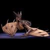 Maya Dragon Rig 3D Model