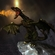 highly Detailed Dragon 3D Model