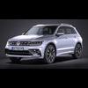 Volkswagen Tiguan R 2017 3D Model