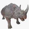 Rhino Animated 3D Model