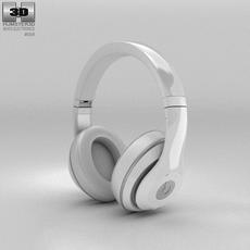Beats by Dr. Dre Studio Over-Ear Headphones Snarkitecture 3D Model