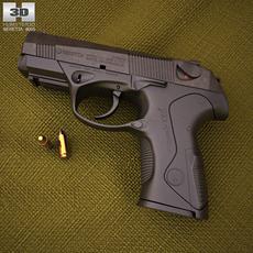 Beretta Px4 Storm 3D Model