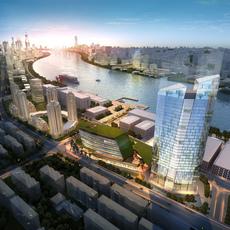 City Planning 065 3D Model