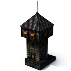 Watchtower 3D Model