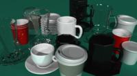 Coffee Cups Maker for Maya 1.0.0 (maya script)