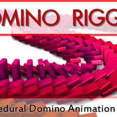 Domino Rigger for 3dsmax 1.0.0 (3dsmax script)