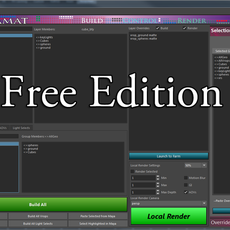 Tiamat for Maya 1.0.1 (maya script)
