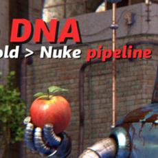 Animation DNA for Maya 2.0.2 (maya script)