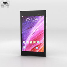 Asus MeMO Pad 7 Gentle Black 3D Model