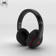 Beats by Dr. Dre Studio Wireless Over-Ear Black 3D Model