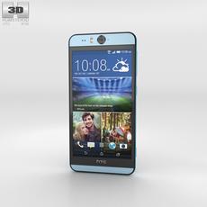 HTC Desire Eye Blue 3D Model