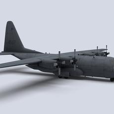 C-130 3D Model