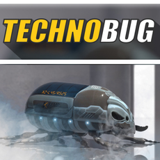 Technobug 3D Model