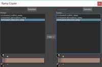 AR Ramp Copier for Maya 1.0.0 (maya script)