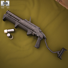 GM-94 3D Model