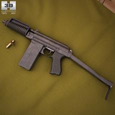 9A-91 3D Model