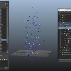 Bubbler Pro for Maya 1.0.0