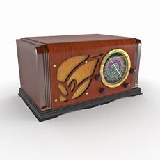 radio Truetone model D 723 3D Model